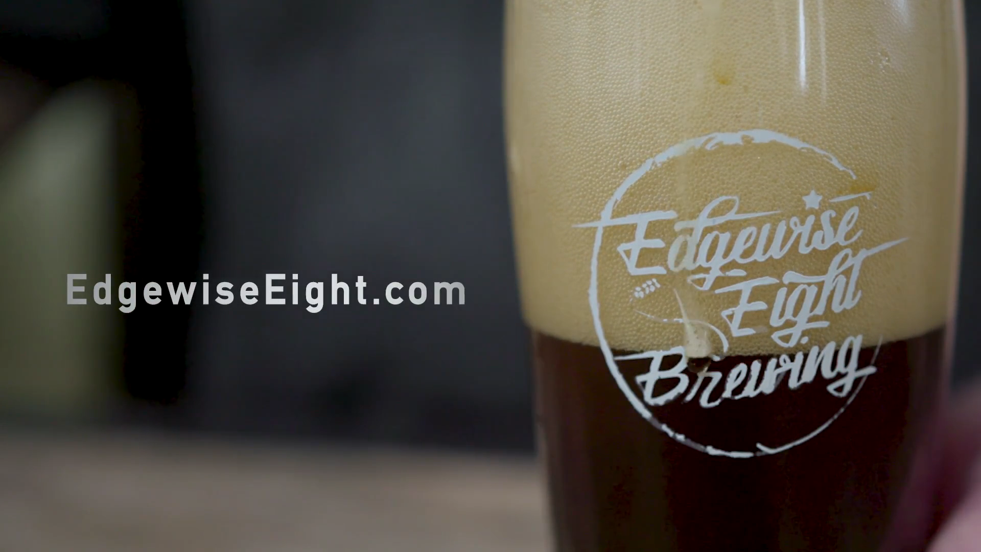 Edgewise Eight Brewing Commercial Freeze Frame