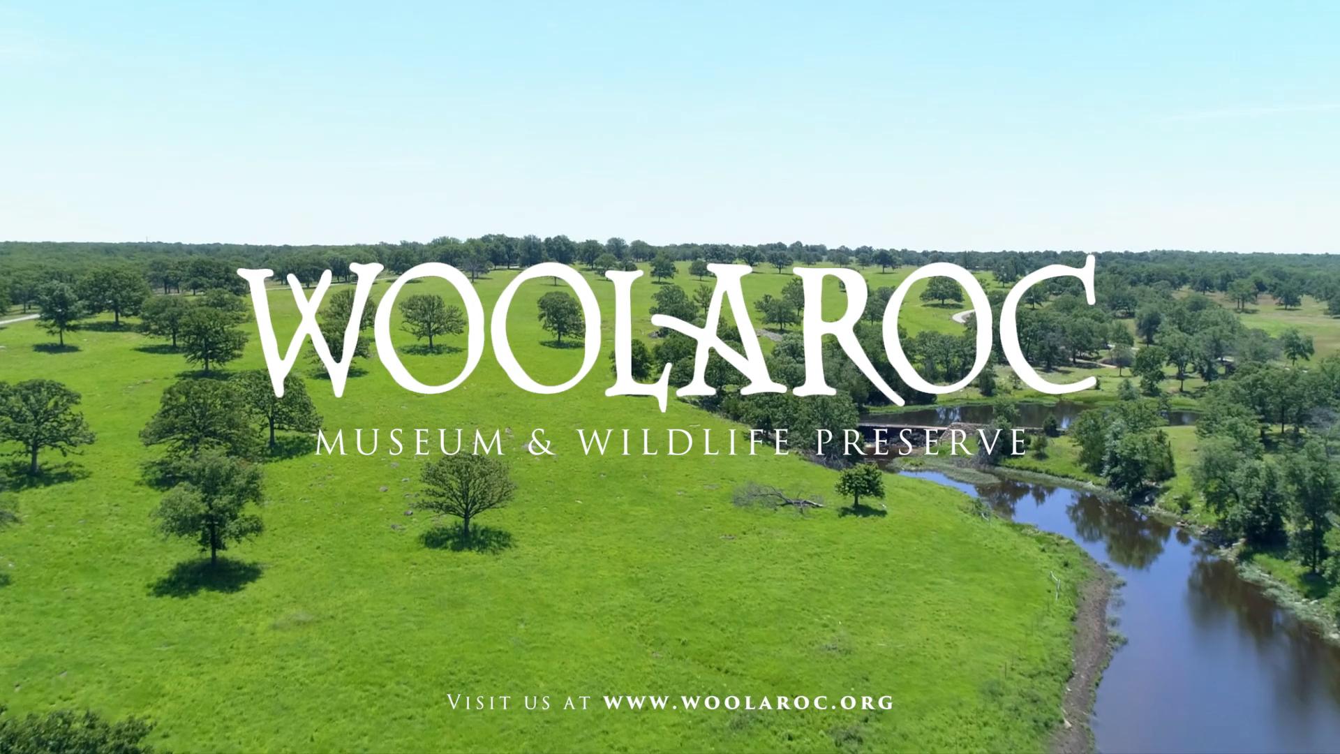 Woolaroc logo